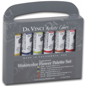 Da Vinci Artists' Watercolor Paint Set