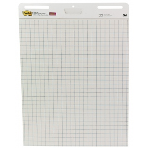 Post-It Gridded Easel Pads