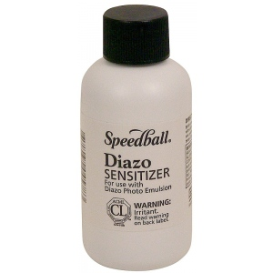 Speedball Diazo Photo Sensitizer