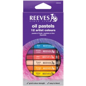 Reeves™ Large Oil Pastel Sets