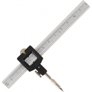"Alvin® Graduated Beam Compass: 48"", 13"", Compass/Divider, (model 961X), price per each"