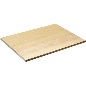"Alvin® DB Series Drawing Board / Tabletop 16"" x 21"": Brown, Wood, 16"" x 21"""