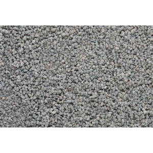 Woodland Scenics® Medium Gray Ballast 18 cu. in.: Black/Gray, 18 cu in, Rock, (model WSB82), price per each