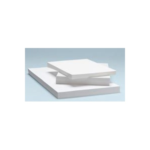 "Alvin® Heavyweight Opaque Plotter Bond 250-Sheet Pack 17 x 22: White/Ivory, Sheet, 250 Sheets, 17"" x 22"", (model 5811-HR-7), price per 250 Sheets"