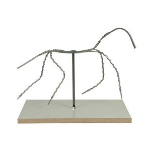 Sculpture House Animal Armature - Horse shape