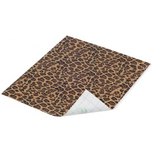 "Duck Tape® Spotted Leopard Tape (Sheet): Multi, Sheet, 8 1/4"" x 10"", Pattern"