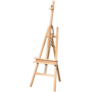 Heritage Arts™ Columbus A-Frame Wooden Easel: Wood, Artist, Display, (model HWE136), price per each