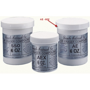 Paasche AE-6 Medium Cutting Compound: 6 oz.