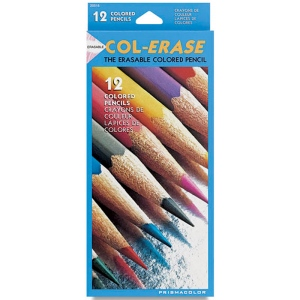 Col-Erase® Erasable Color Pencil Sets