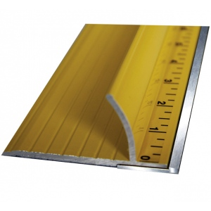 Speedpress Ultimate Steel Safety Ruler: 64""