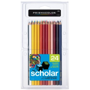 Prismacolor® Scholar® Colored Pencil Set
