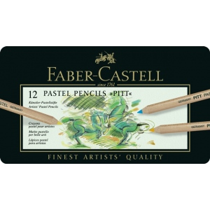 Faber-Castell PITT Pastel Pencil Sets