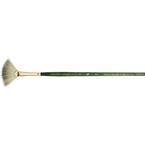 Princeton™ Best Synthetic Bristle Acrylic and Oil Brush Fan