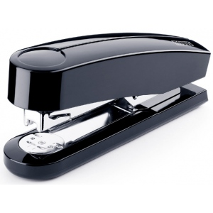 "Dahle B4 Compact Executive Stapler: Black, 2 5/8"" Throat Depth"