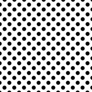 "The Crafter's Workshop 6"" x 6"" Design Template Swiss Dot: 6"" x 6"", Patterned Stencil, (model TCW246S), price per each"