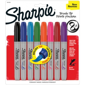 Sharpie® Brush Markers Sets