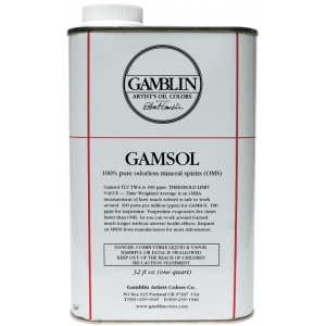 Gamblin Gamsol Oil