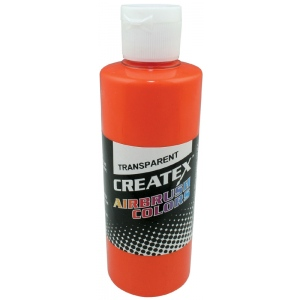 Createx™ Airbrush Paint 2oz Orange: Orange, Bottle, 2 oz, Airbrush, (model 5119-02), price per each