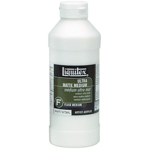 Liquitex® Ultra Matte Medium