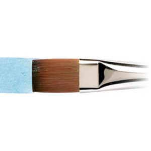 "Winsor & Newton™ Cotman™ Series 777 Aquarelle Short Handle Brush 1/2"": Short Handle, Synthetic, Watercolor"