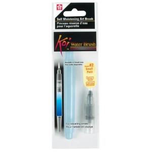 Koi™ Water Brush, 9ml Tank