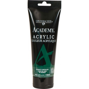 Grumbacher® Academy® Acrylic Paint 200ml Tube