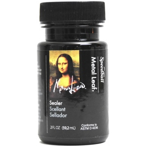 Mona Lisa™ Water Based Sealer: Bottle, 2 oz, Sealer, (model ML10218), price per each