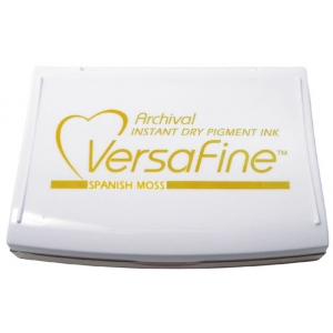 VersaFine Fast-Drying Pigment Ink Full Size Pad Spanish Moss