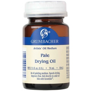 Grumbacher Pale Drying Oil