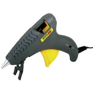 Stanley® Trigger Feed Mid-Size Dual-Melt Glue Gun, (model GR25), price per each
