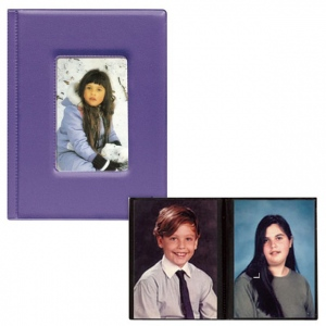 "Pioneer 4"" x 6"" Hard Cover Frame Photo Album"