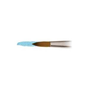 Winsor & Newton™ Cotman™ Series 111 Round Short Handle Brush #0: Short Handle, Synthetic, Round, Watercolor, (model WN5301000), price per each
