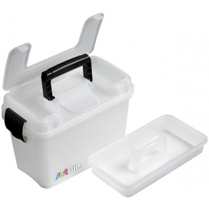 Artbin® Sidekick™ Storage Box: Clear, (model 8408AB), price per each