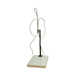 Sculpture House Figure Armature: 18""