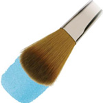 "Winsor & Newton™ Cotman™ Series 999 Mop Short Handle Brush 3/4"": Short Handle, Synthetic, Mop, Watercolor, (model WN5389119), price per each"