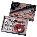 Paasche Model 2000VL Double Action Airbrush Hobby Kit