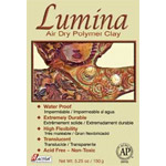 Lumina Clay 5.25 oz Package, Pack of 6