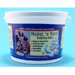 Activa Model 'N Mold: Beach Sand, 3 lb Box, Pack of 4