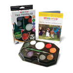 Snazaroo™ Halloween Face Painting Kit: Multi, (model 1180118), price per kit