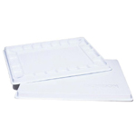 "Richeson Covered Palette: Cover, 22 Wells, Rectangle, 16""l x 12 1/4""w x 7/8""h, (model 400207), price per each"