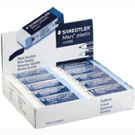 Staedtler Combi Eraser Display Assortment: 20 per Box