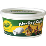 Crayola Air-Dry Clay 2.5lb White