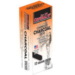 General's® Compressed Charcoal Sticks 4B: Black/Gray, 4B, Stick, Compressed
