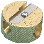 Alvin Brass Round Sharpener Replacement Blades