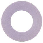 "Chartpak® 1/8 x 324 Graphic Tape White Matte: White/Ivory, 1/8"" x 324"", Graphic, (model BG12510M), price per each"