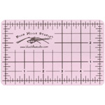 "Alvin® Pink Self-Healing Hobby Mat 3 1/2 x 5 1/2: Red/Pink, Vinyl, 3 1/2"" x 5 1/2"", 3mm, Cutting Mat, (model BHS35PMAT), price per each"