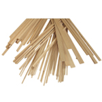 Alvin® Balsa Wood 20 pieces per bundle.