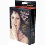 Jacquard Mehndi Henna Kit: Brown, Bottle, Henna, (model JAC9500), price per kit