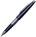 Pentel® Sharp Kerry™ Pencil Black: Black/Gray, .7mm, Mechanical, (model P1037-A), price per each