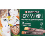 Cray-Pas Multi-Cultural Oil Pastel Set
